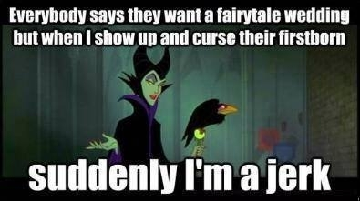 Misunderstood Disney villain